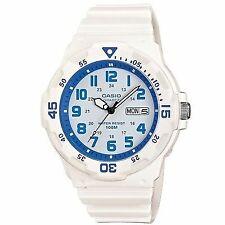 Casio Mens Wrist Watch Mrw-200hc-7b2 White 45mm Synthetic Resin Quartz O