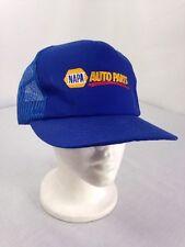 Nascar? NAPA Auto Parts Blue Baseball/Trucker Snapback Cap