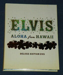 Elvis - Aloha From Hawaii [Edition Deluxe] double DVD