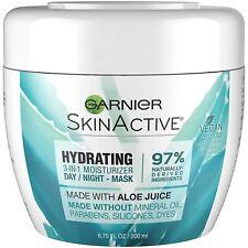 Garnier SkinActive Hydrating 3-in-1 Face Moisturizer Day/Night-Mask