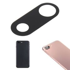Phone Rear Camera Lens Glass Cover + Adhesive Sticker For iPhone 7 Plus 5.5''