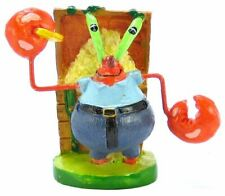 LM Spongebob Mr. Crabs Aquarium Ornament