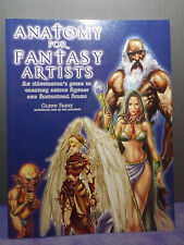 Anatomy for Fantasy Artists: An Illustrator's Gde to Creating Action Figures etc