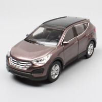 1/36 Hyundai Santa fe Maxcruz SUV scale car diecast pull back Welly model toys