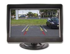 "Rockville RMD403 4.3"" Dash Mount Car Parking Monitor w/ Sun Shade+Swivel Bracket"