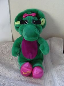 Barney & Friends **BABY BOP** Super Soft Huggable plush 1992