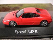 1/43 Herpa FERRARI 348 TB ROSSO 14.99 anziché 30 € prezzo speciale 010108