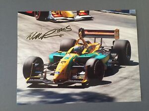 Will Power **signed** 2006 A Original Photo From The Long Beach Grand Prix