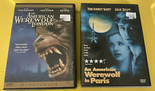 An American Werewolf in Paris (Dvd, 1998) And American Ware wolf In London