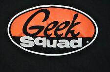 T-SHIRT XLARGE GEEK SQUAD BEST BUY COMPUTER TECH SHIRT