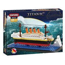 Oxford Titanic Set Building Brick Model Kit BM3524  - Brand New