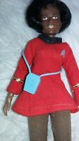 "1974 Mego Star Trek Lt. UHURA Action figure 8"" Type-2 body VINTAGE 1970's MINTY"