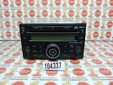 07 08 09 NISSAN VERSA AM/FM RADIO AUX IN MP3 6CD PLAYER CY20D 28185-EM31C OEM