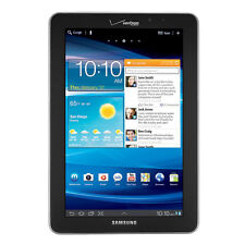 Samsung Galaxy Tab SCH-I815 16GB Wi-Fi 4G LTE Verizon 7.7in Light Silver Tablet