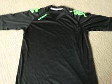 Sport-Shirt Kappa Large schwarz