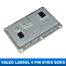 OEM 4 PIN Xenon Headlight Ballast Valeo LAD5GL For VW Passat 06-08 3D0907391B