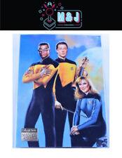1994 Star Trek Deep Space Nine Master Series- F6: Card 3 of 3 (Aussie Seller)