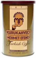Turkish Coffee by Mehmet Efendi & Best Roasted Ground ✓✓✓ EXPRESS SHIPPING