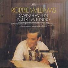 Robbie Williams : Swing When You're Winning CD (2001)