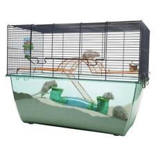 Savic Small Pet Cage Tank Habitat XL Mouse Hamster Gerbil Digging Burrowing Nest