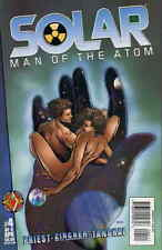 Solar, Man of the Atom—Hell on Earth #4 VF/NM; Acclaim | save on shipping - deta