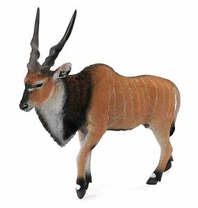 NEW CollectA 88563 Giant Eland Antelope Model Figurine