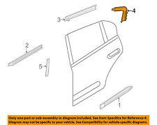 Infiniti NISSAN OEM 03-06 G35 Exterior-Rear-Rear Molding Left 82285AL581
