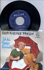 Der kleine Fredy -- Fredy Heindler - Single -- I bin Fredys Freundin - Philips -