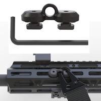 1.25'' QD M-LOK M LOK M - LOK Sling Swivel Mount Adapter for Handguard Gun