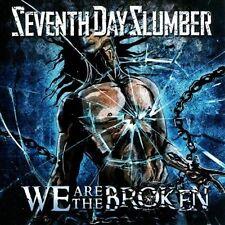 We are the Broken - Seventh Day Slumber CD-JEWEL CASE