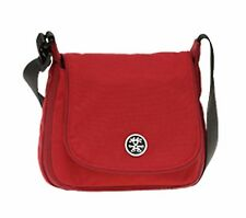 Crumpler The Status Belly Messenger Bag Hand & Shoulder Bag (red /dark red)