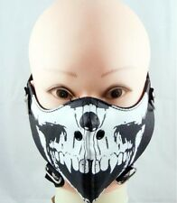 New Gothic Rock Punk Motorcycle Skull Steampunk Cosplay Men Women Stylish Masks