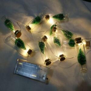 GloBrite 10 LED Mini Christmas Tree Fairy Lights