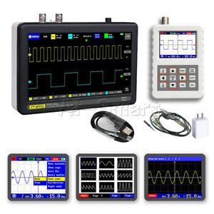 FNIRSI Digital LCD Storage Oscilloscope Bandwidth 100MHz/1Gsa/s 5MHz/20Msa/s