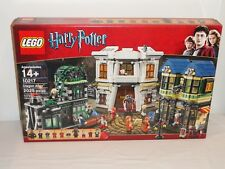 NEW LEGO HARRY POTTER 10217 Diagon Alley Retired Complete Sealed Box