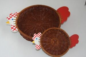Decorative Chicken Baskets