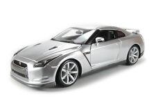 NISSAN GT-R 2009 1:18 Scale Diecast Car Model Die Cast Cars Models Miniature