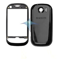 COVER ORIGINALE SAMSUNG GT-B5310 GT B5310 FRONTCOVER + BATTERYCOVER NERA