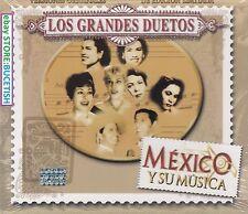 Los Grandes Duetos 3CD Hermanas Landin,Hermanos Zaizar,Hermanas Aguila NEW
