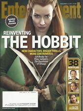 The Hobbit Entertainment Weekly Nov 2013 Evangeline Lily Judi Dench Frozen Bale