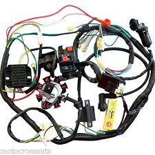250cc QUAD ELECTRICS Zongshen Lifan Ducar razor magneto stator cdi coil harness