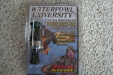 ZINK PH-2 DUCK CALL & INSTRUCTIONAL DVD DOUBLE REED DUCK CALL