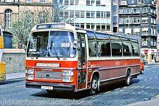 OK, Bishop Auckland LFT4X Leyland Tiger Bus Photo Ref P535