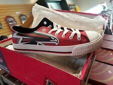 Atlanta Falcons Canvas Shoe, Mens