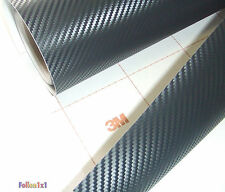 152x30cm 3M 1080 Scotchprint Glanz Schwarz G12 Autofolie Folie 37,26€//m²