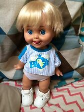 Baby face galoob Denny Sacha in good condition