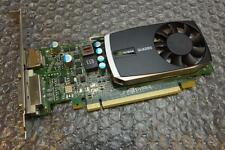 1GB DELL QUADRO 600 DDR3 PCI-E DVI/DisplayPort Grafica Scheda Video PWG0F