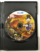Duck Tales: Remastered (Nintendo Wii U, 2013) TESTED - Fast Free Shipping