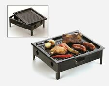 Brazier Brasero Asado Argentina Table Grill For Embers Carbon Or Firewood