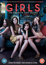 Girls - The Complete First Season [2012] [2013] (DVD)